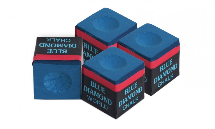 Бильярдный мел «Blue Diamond»