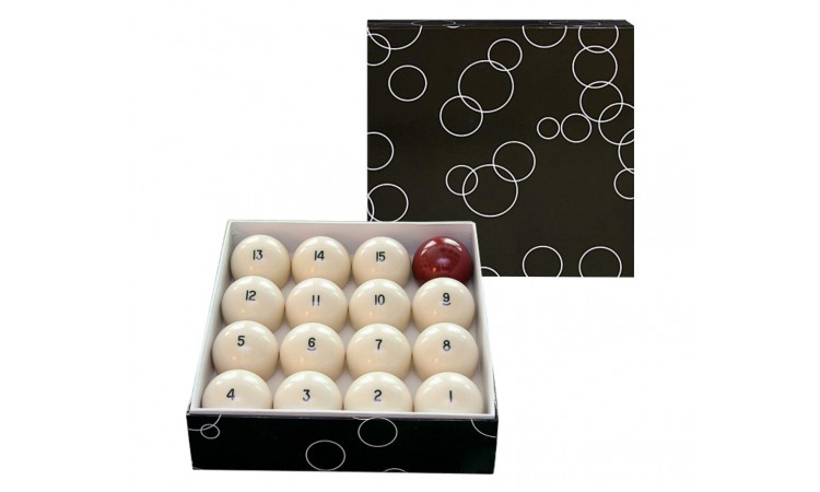 Бильярдные шары «Classic», 60мм