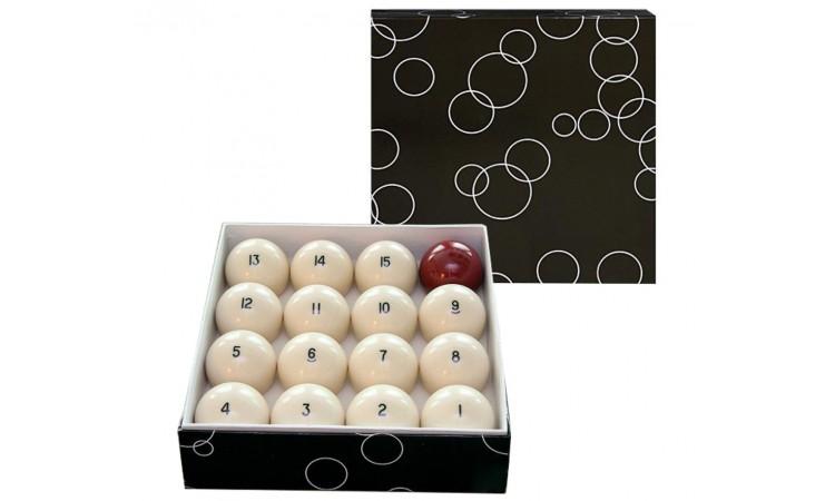 Бильярдные шары «Classic», 68мм