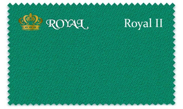Сукно для бильярдного стола «Royal II»