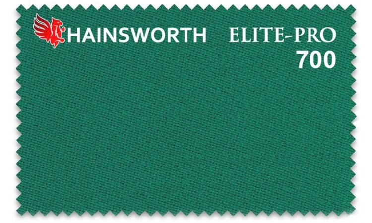 Бильярдное сукно «Hainsworth Elite Pro»