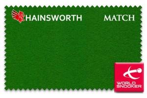 Сукно Hainsworth Match Snooker