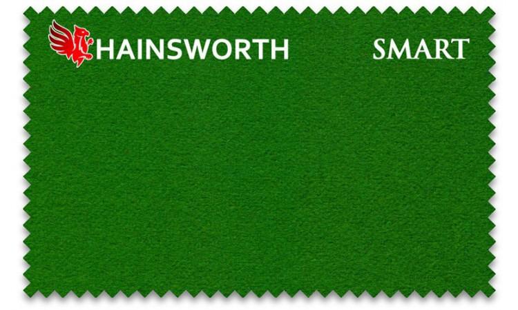 Бильярдное сукно «Hainsworth Smart Snooker»