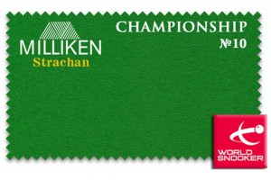 Сукно Milliken Strachan Snooker Championship No.10
