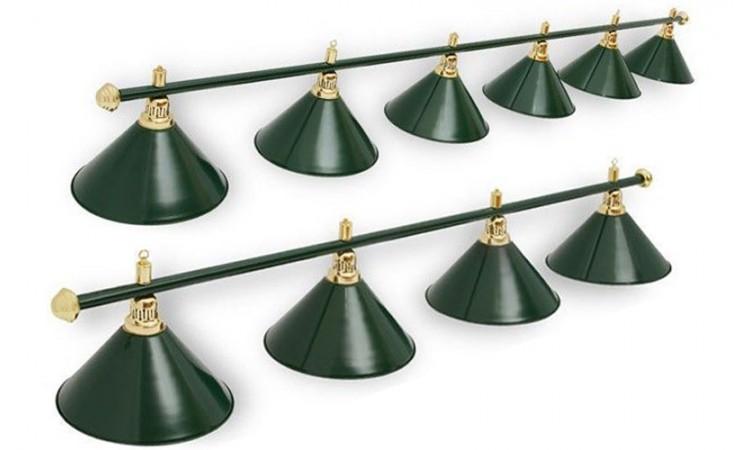 Светильник для бильярда «Allgreen»
