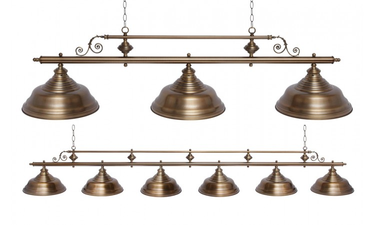 Светильник для бильярдного стола «Verona Bronze Antique»