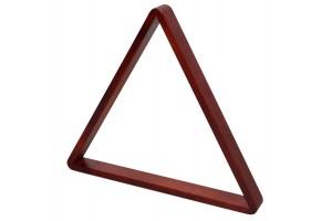 """Треугольник """"Венеция"""" махагон, 68мм"""
