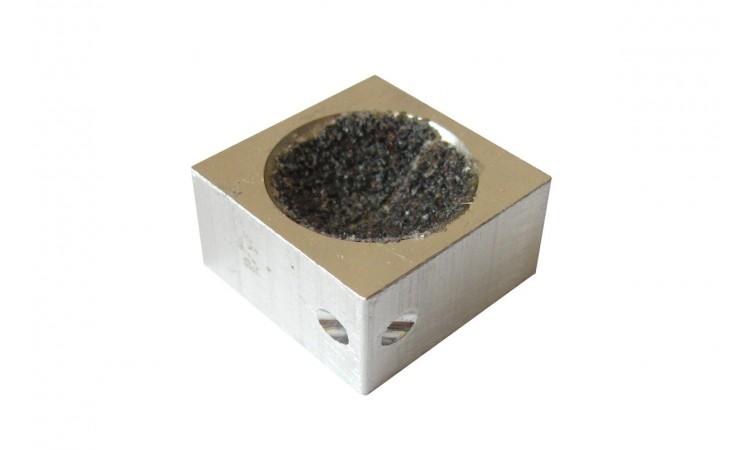 Инструмент для придания сферы наклейке Cube