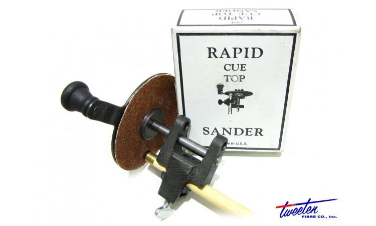 Торцовочная машинка Tweeten Rapid Cue Top Sander